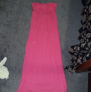 Charlotte russe Maxi dress